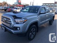 Make Toyota Model Tacoma Year 2017 kms 46491 Trans
