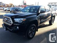 Make Toyota Model Tacoma Year 2017 kms 20143 Trans