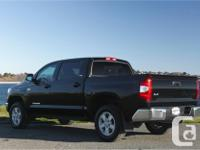 Make Toyota Model Tundra Year 2017 Colour Black kms