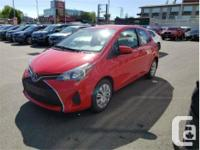 Make Toyota Model Yaris Year 2017 Colour Red kms 29350