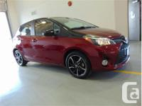 Make Toyota Model Yaris Year 2017 Colour Red kms 13245
