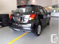 Make Toyota Model Yaris Year 2017 Colour Black kms