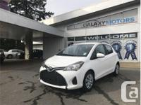 Make Toyota Model Yaris Year 2017 Colour White kms
