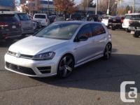 Make Volkswagen Model Golf R Year 2017 Colour Silver