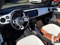 Make Volkswagen Model Beetle Convertible Year 2017