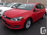 Make Volkswagen Model Golf Year 2017 Colour Red kms