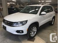 Make Volkswagen Model Tiguan Year 2017 Colour White