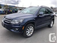 Make Volkswagen Model Tiguan Year 2017 Colour Blue kms