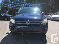 Make Volkswagen Model Tiguan Year 2017 Colour Blue kms