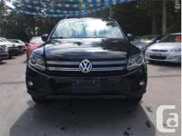 Make Volkswagen Model Tiguan Year 2017 Colour Black