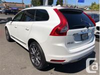 Make Volvo Model XC60 Year 2017 Colour White kms 33000