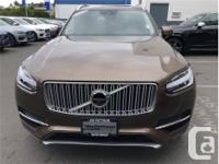 Make Volvo Model XC90 Year 2017 Colour Bronze kms