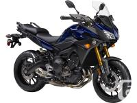 2017 Yamaha FJ-09 Sport Bike * BRAND NEW -Blue *