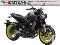 2017 Yamaha FZ-09 ABS Sport Bike * BRAND NEW -Grey *