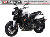 2017 Yamaha FZ-09 ABS Sport Bike * BRAND NEW -White *