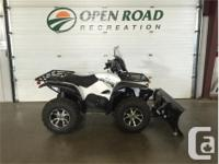 Price: $15,995 Stock Number: Y601 2017 Yamaha Grizzly for sale  Saskatchewan