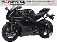 2017 Yamaha YZF-R6 ABS Sport Bike * BRAND NEW - Black *