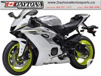 2017 Yamaha YZF-R6 ABS Sport Bike * BRAND NEW - White *