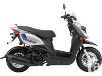2017 Yamaha Zuma X Scooter * BRAND NEW * $2999. Easy to
