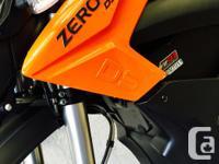 2017 Zero DS ZF13.0 Adventure Touring * Quick and