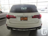 Make Acura Model MDX Year 2018 Colour White kms 5307