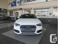 Make Audi Model A4 Year 2018 Colour White kms 25488