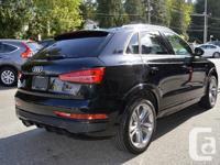 Make Audi Model Q3 Year 2018 Colour Black kms 20482