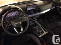 Make Audi Model Q5 Year 2018 Colour Blue kms 15527