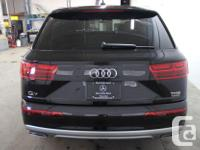 Make Audi Model Q7 Year 2018 Colour Black kms 2800