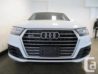 Make Audi Model Q7 Year 2018 Colour White kms 5398
