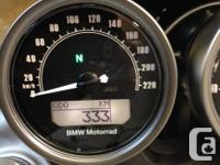Make BMW Model R Year 2018 kms 333 2018 BMW RnineT