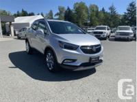 Make Buick Model Encore Year 2018 Colour Silver kms