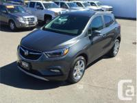 Make Buick Model Encore Year 2018 Colour Graphite Gray