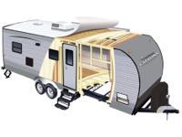 Price: $36,995 Stock Number: RV-1739 Beautiful trailer