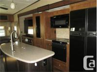Price: $57,900 2018 chaparral fifth wheel , island