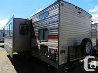 Price: $32,995 Stock Number: RV-1744 Modern double bunk