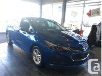 Make Chevrolet Model Cruze Year 2018 Colour Blue kms