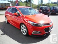 Make Chevrolet Model Cruze Year 2018 Colour Red kms