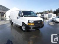 Make Chevrolet Model Express Year 2018 Colour White