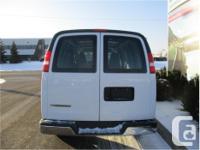 Make Chevrolet Model Express Cargo Van Year 2018