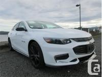 Make Chevrolet Model Malibu Year 2018 Colour White kms