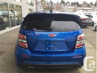 Make Chevrolet Model Sonic Year 2018 kms 13887 Trans