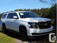 Make Chevrolet Model Suburban Year 2018 Colour White