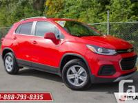 Make Chevrolet Model Trax Year 2018 Colour Red kms