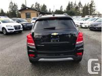 Make Chevrolet Model Trax Year 2018 Colour Black kms
