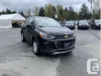 Make Chevrolet Model Trax Year 2018 Colour Black kms
