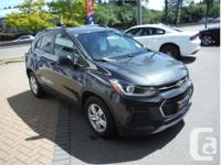 Make Chevrolet Model Trax Year 2018 Colour Grey kms
