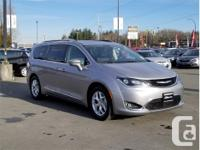 Make Chrysler Model Pacifica Year 2018 Colour Grey kms for sale  British Columbia