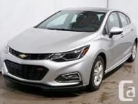 Make Chevrolet Model Cruze LT Year 2018 Colour Silver