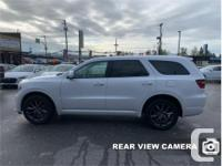 Make Dodge Model Durango Year 2018 Colour White kms